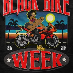 Bike Week 2017 T-Shirt