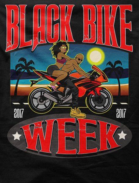 Bike Week 2017 T-Shirt