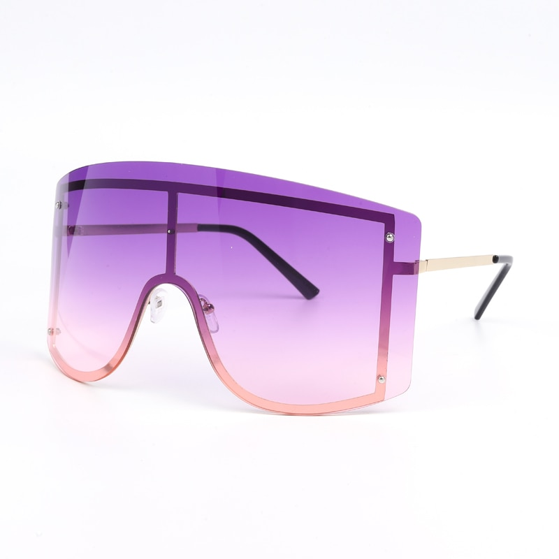 Fashion-Oversized-Blue-Yellow-Gradient-Sunglasses-Women